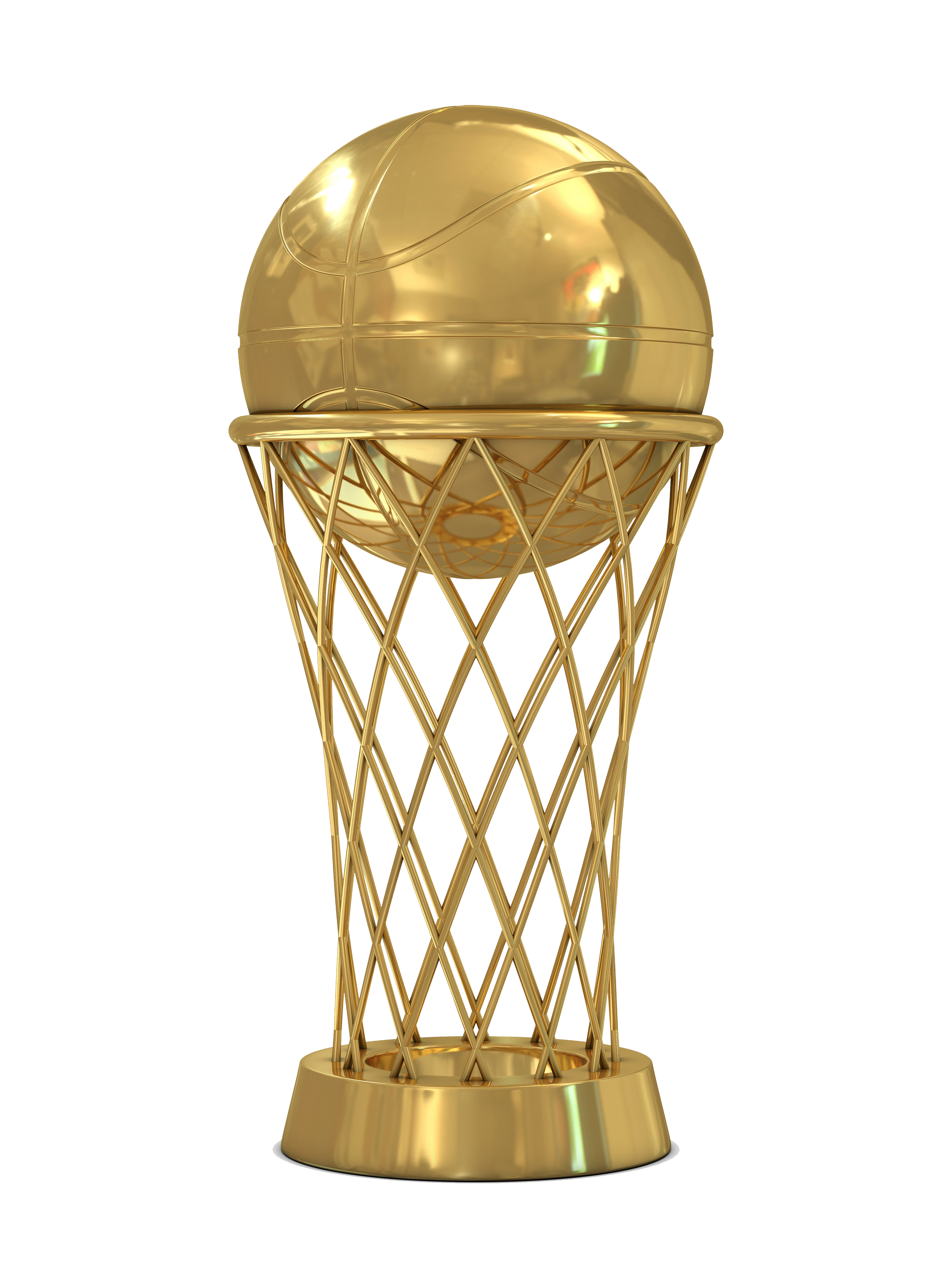 GOLD-Ball-Trophey NO Background